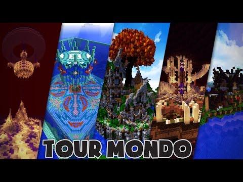 Tour del Mondo! - Minecraft ITA - Ep. 25 w/Pepo3393