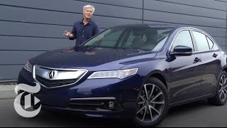 2015 Acura TLX | Driven: Car Review | The New York Times