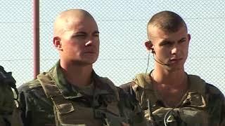L'hommage aux soldats français tués en Afghanistan en 2008