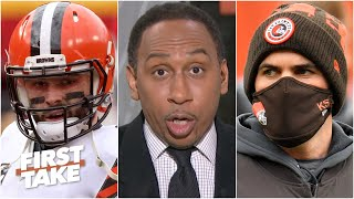 Stephen A. gives his reasons for the Browns' loss vs. the Chiefs   First Take