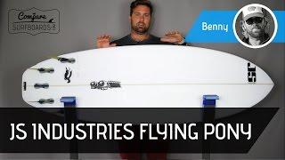 Video JS Industries Flying Pony Surfboard Review + FCS2 Stretch Quad Fins   Compare Surfboards download MP3, 3GP, MP4, WEBM, AVI, FLV November 2017