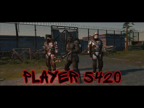 СТОЛЬКО РЕСУРСОВ, ЧТО ВСЁ НЕ УНЕСТИ!!! РЕЙД БАЗЫ Player 5420! Last Day On Earth Survival