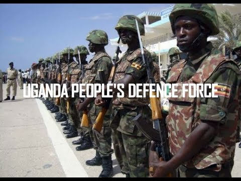 Uganda People's Defence Force 2018