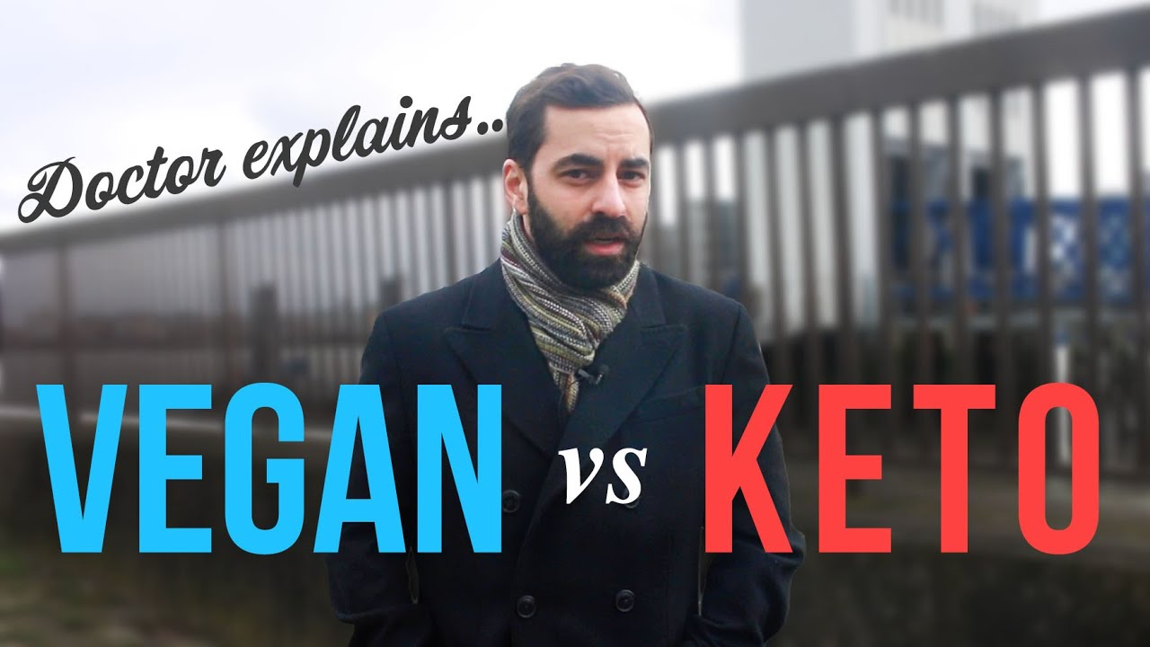Keto vs vegan!
