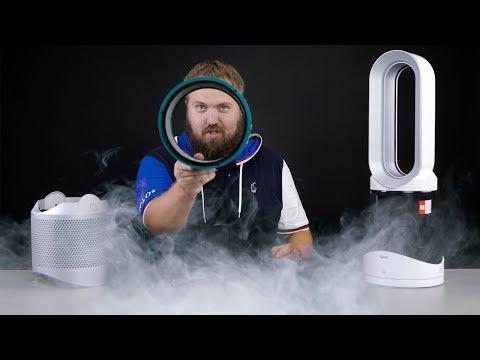 Выбери правильный очиститель воздуха Dyson, чтобы выжить или как я справляюсь с аллергией
