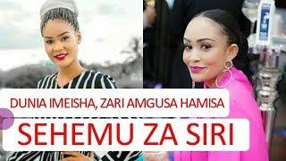 VITA KUBWA! Zari Afanya  Matusi Ya Nguoni Kwa Hamisa Mobeto, Kisa Hiki Hapa