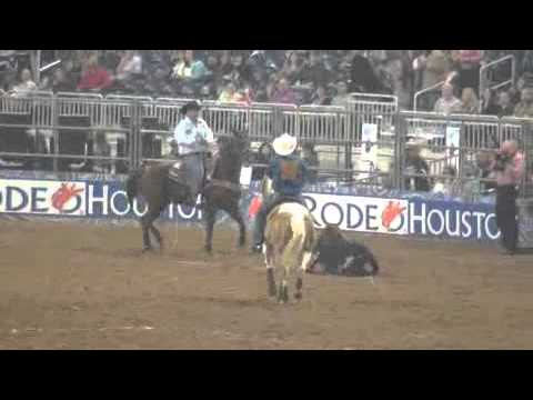 Speed Willaims Brad Culpepper 3rd Steer 2013 Houston Rodeo