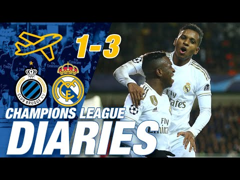 Champions League Diaries | Rodrygo & Vinicius Jr. shine against Brugge!