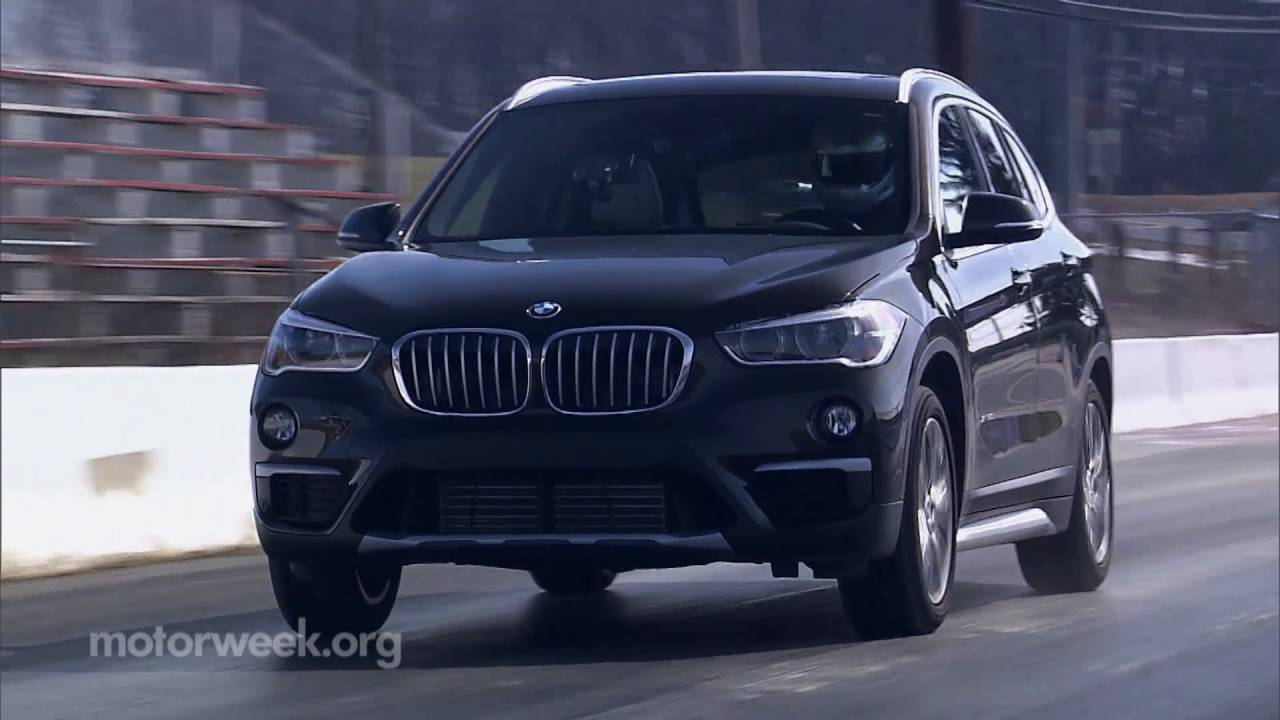 motorweek road test 2016 bmw x1 youtube. Black Bedroom Furniture Sets. Home Design Ideas