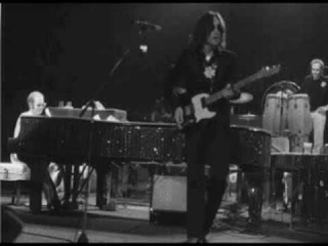 John Lennon and Elton John live 1974 Whatever Gets You Through The Night