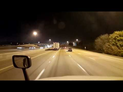 Bigrigtravels Live! - Jackson to Meridian, Mississippi - Interstate 20 - November 2, 2016