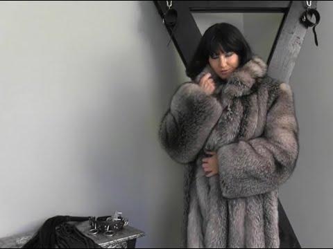 Mistress In Fur Coat