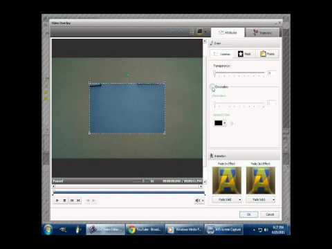 Tutorial  How to Make a Hologram Using AVS Video Editor