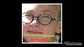 Сонник Патисонник, лучшая!!!!!!!!!!!!!!!