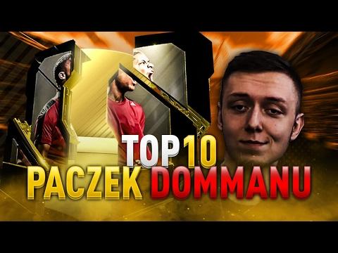 TOP 10 PACZEK DOMMANU!