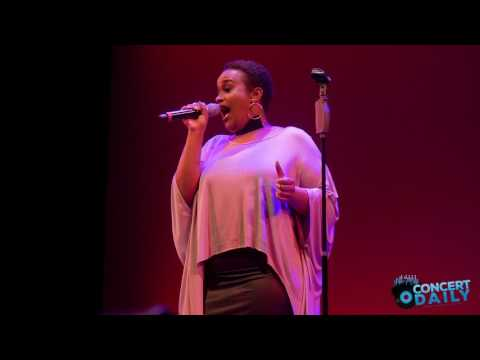 LSS Universal presents Amber Bullock live at the Arena Stage