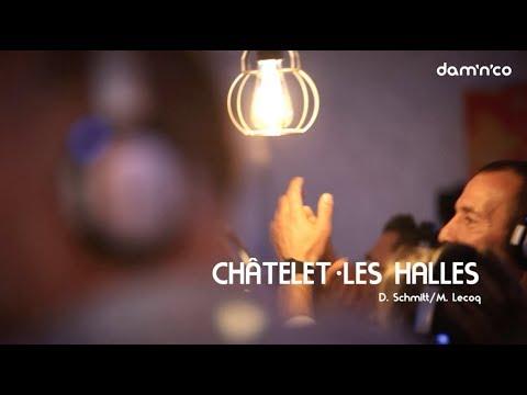 dam'n'co - CHÂTELET - LES HALLES