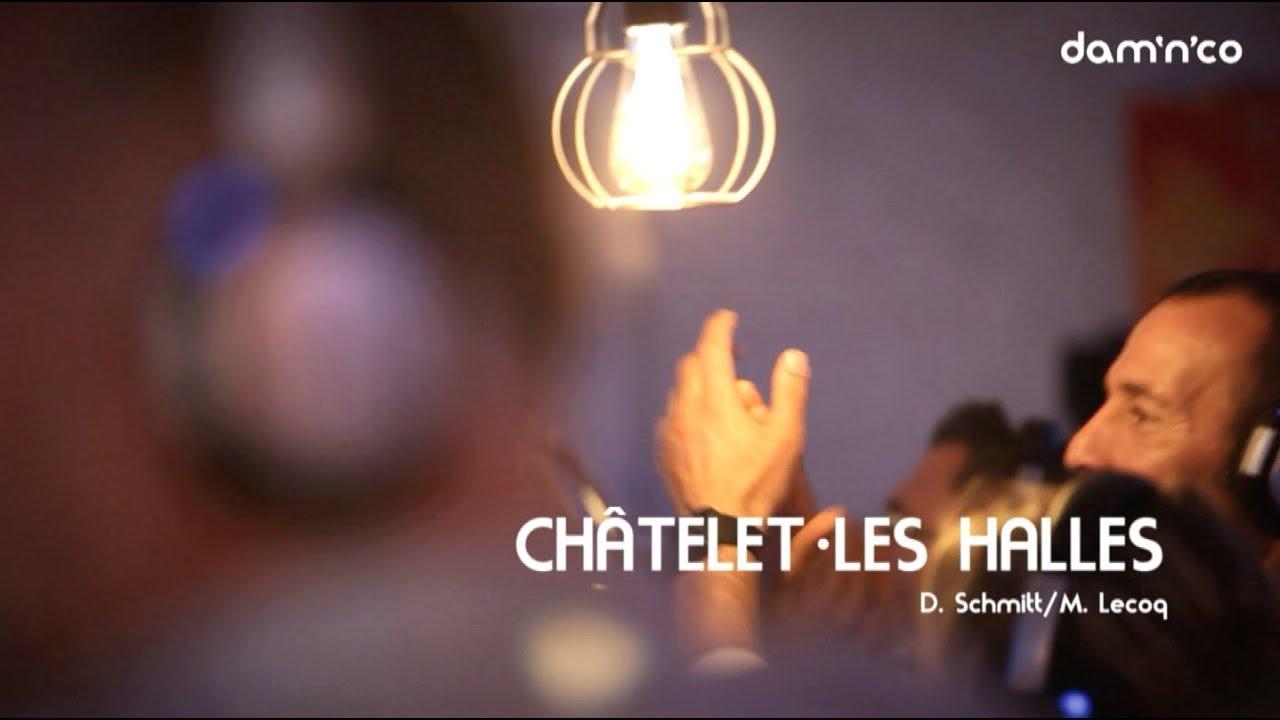 damnco | CHÂTELET - LES HALLES