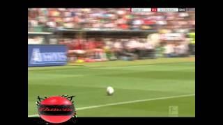 أهداف - بايرن ميونيخ ( 1 - 0 ) انتراخت فرانكفورت [ 17-8-2013 ]