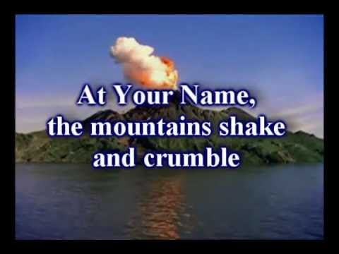 Phil Wickham - At Your Name - Worship Video  with lyrics