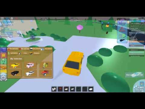 Roblox~ The Neighborhood of Robloxia!~Barbie Girl
