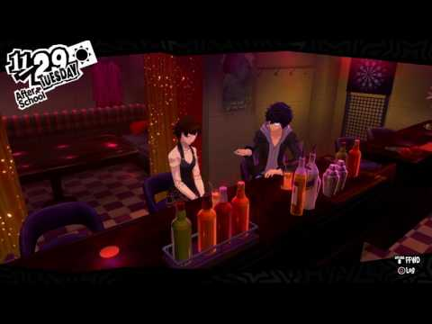 Persona 5 Priestess Confidant Rank 9 Makoto Niijima Relationship
