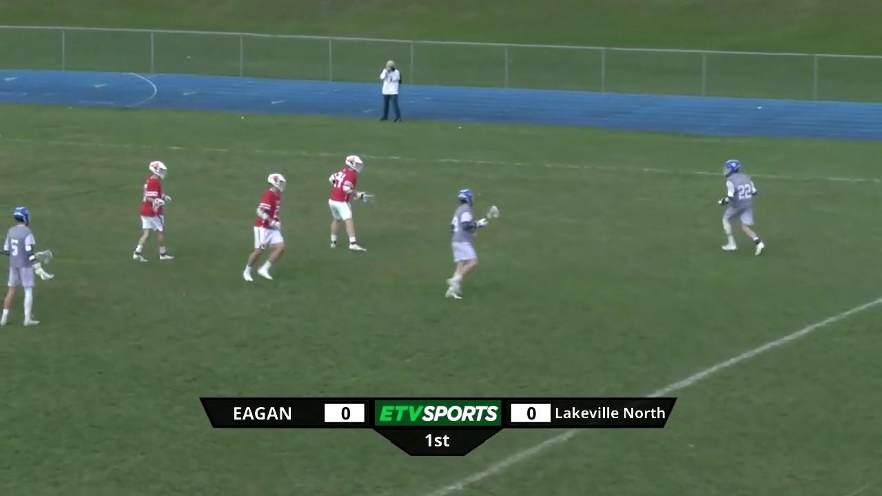 Eagan High School Boys Lacrosse vs Lakeville North