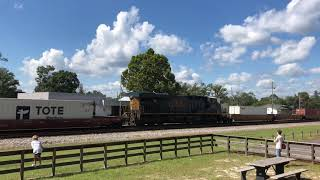 Video 124 trains in 3 days 7 hours at Folkston ,Ga..CSX ,UP ,BNSF and NS action October 20th-23rd 2018 download MP3, 3GP, MP4, WEBM, AVI, FLV November 2018