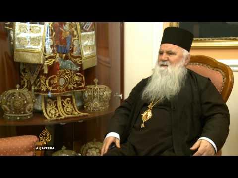 Meucrkveni spor Srpske i Makedonske pravoslavne crkve - Al Jazeera Balkans