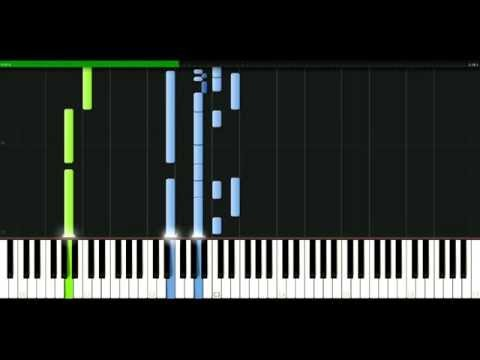 Chicago - Color my world [Piano Tutorial] Synthesia | passkeypiano