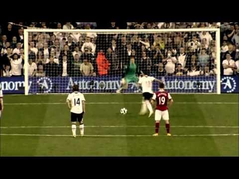 All Rafael van der Vaart Goals for Tottenham Hotspur