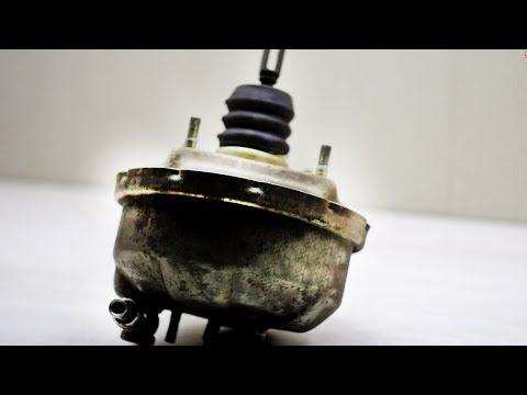 ВАЗ 2106 замена ремкомплекта вакуумного усилителя тормозов