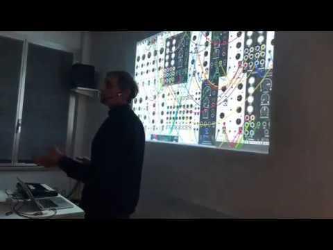 seminario VCV Rack a cura di Giorgio Sancristoforo