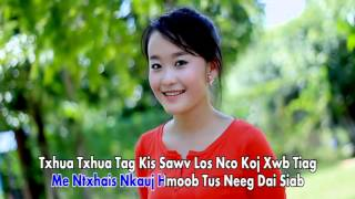 Nco Koj Thaum Kaj Ntug Txoog  by LeeKong Xiong  NEW SONG