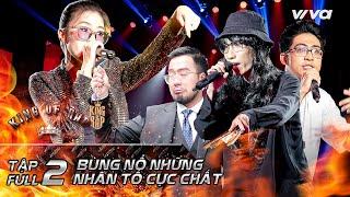 KING OF RAP - TẬP 2 | Pháo, Chị Cả, Rica, ICD