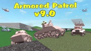 ROBLOX: Armored Patrol v9.0