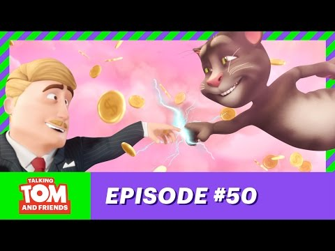 Talking Tom and Friends - A Secret Worth Keeping: Part Two (Episode 50)