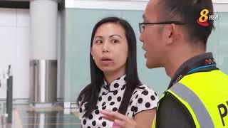 港民再发起机场交通压力测试行动 试图阻碍机场运作