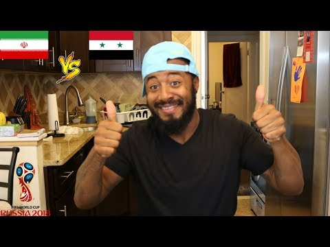 Iran Vs Syria 2018 FIFA World Cup Qualifiers 2-2 Reaction | Syria makes it to AFC playoff Final