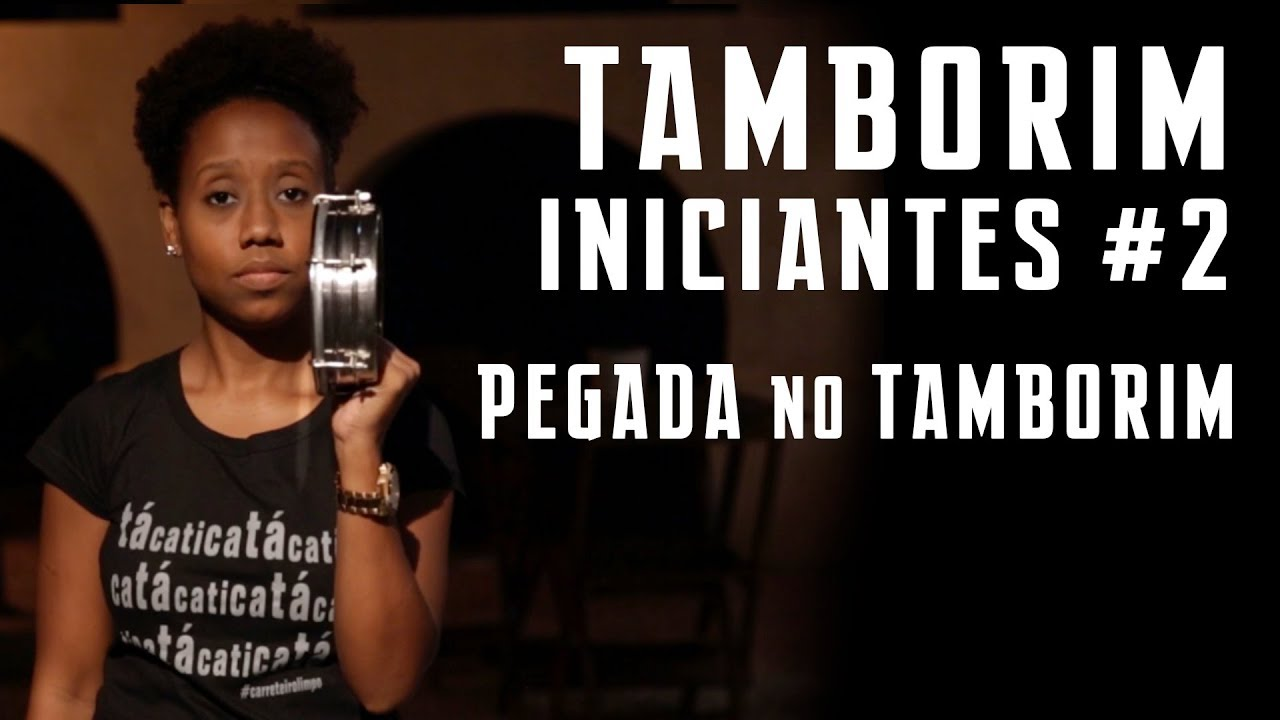 INICIANTES #2 - PEGADA NO TAMBORIM