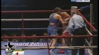 Tigresa Acuña vs Jackie Nava 1de5 Round 01