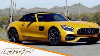 Der neue Mercedes-AMG GT C - GRIP - Folge 403 - RTL2