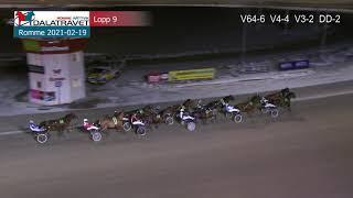 Vidéo de la course PMU PRIX LOPP 9