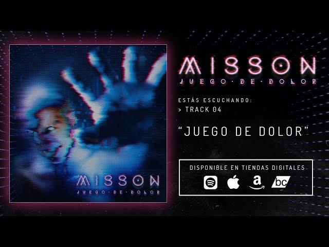 MISSON - Juego de Dolor - [ VISUALIZER ] - Album Completo