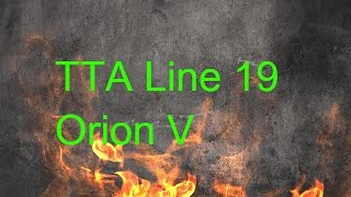 TTA Line 19 on the Orion V [ROBLOX] [ALSO A LOOK AT THE LFS]