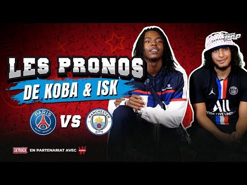 Youtube: «On a l'une des meilleures équipes au monde» #LesPronos de Koba LaD et ISK pour PSG – City ⚽️