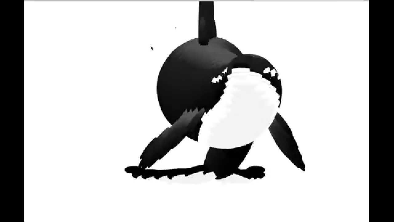 killer whale cursor follower youtube
