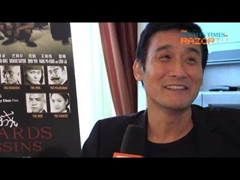 Bodyguards & Assassins Pt 6: Tony Leung has a way with women