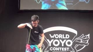 2014World Preliminary 1A 10 Yusuke Otsuka