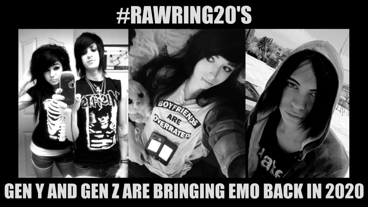 #Rawring20s: A Blast From My Past (Emo Subculture)